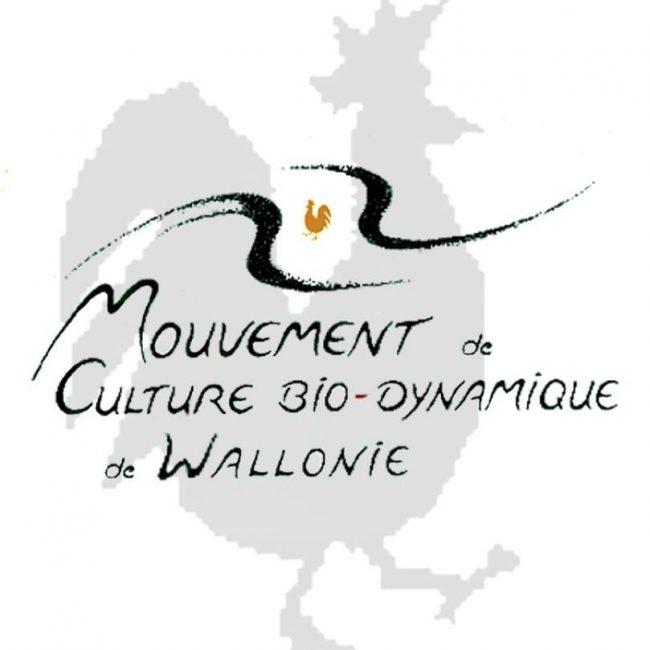 Logo Mouvement pour une Agriculture Biodynamique en Wallonie et Jardins de Dana