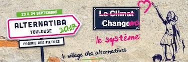 Logo Alternatiba Toulouse