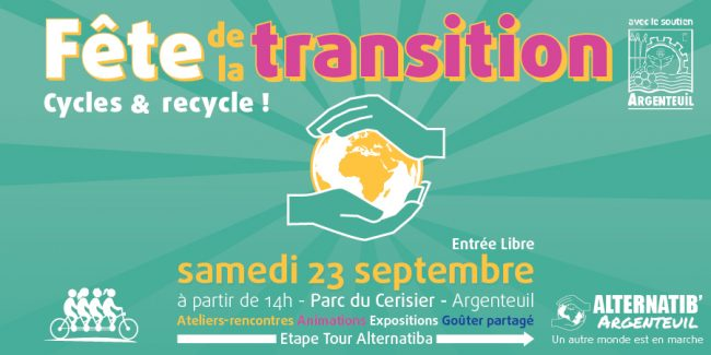 Cycles et re-cycle !