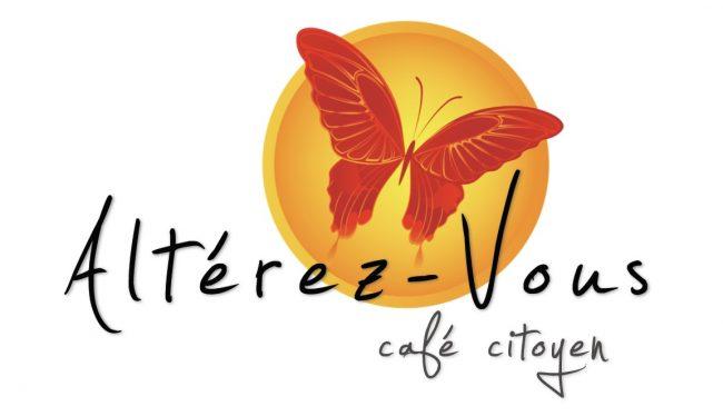 Logo Altérez-Vous Café Citoyen