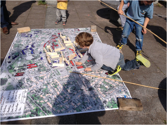 La Ville Autrement : Des Rues pour Tous
