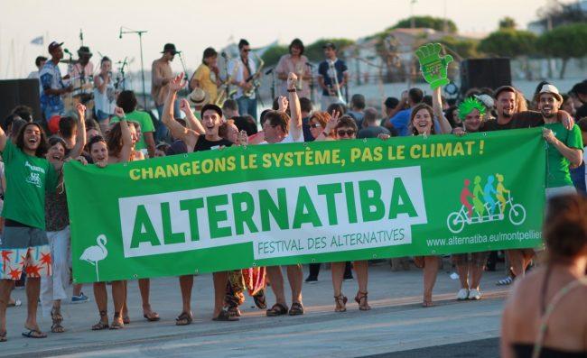 Journée de la Fête des Possibles à Montpellier