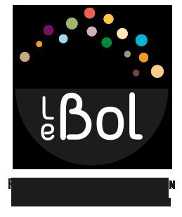 Logo Le Bol, pôle de coopération sur l'alimentation