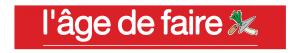 Logo L'âge de faire