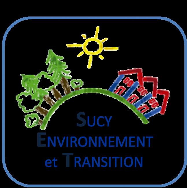 Logo Sucy Environnement et Transition (SET)