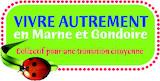 Logo Collectif Vivre Autrement en Marne et Gondoire et association Une Terre Pour Tous