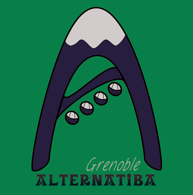 Logo Alternatiba Grenoble