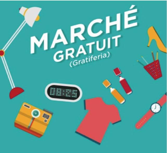 Marché Gratuit- Xl transition