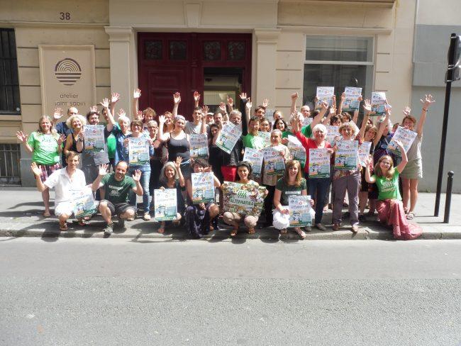 Alternatiba Paris - village des alternatives à la crise climatique