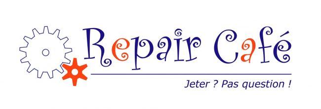 Logo l'équipe du repair café de Jette