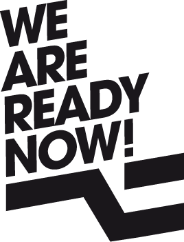 Logo Le mouvement We Are Ready Now !