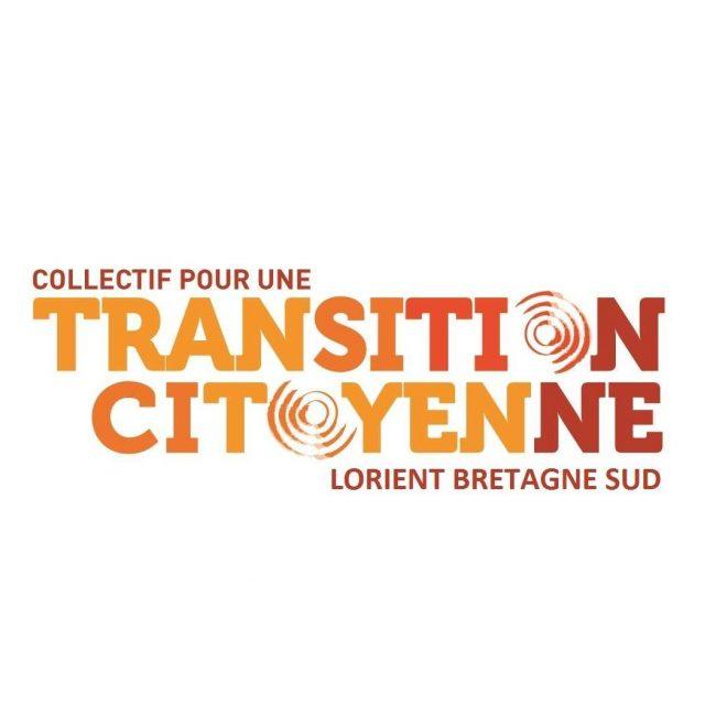 Logo Collectif en transition Lorient Bretagne Sud