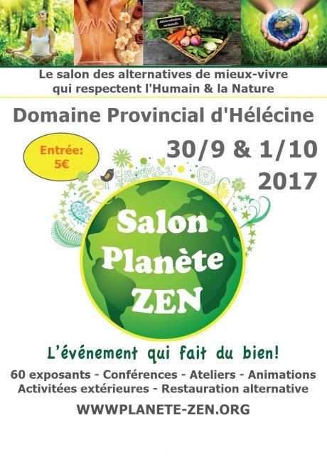 Salon Planète Zen Brabant wallon