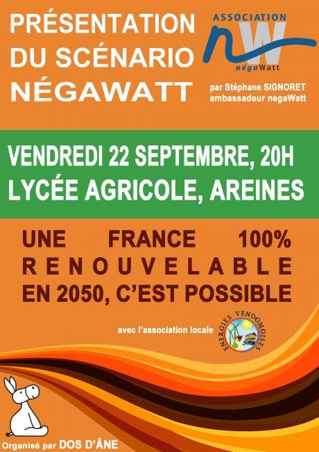 Conférence negaWatt