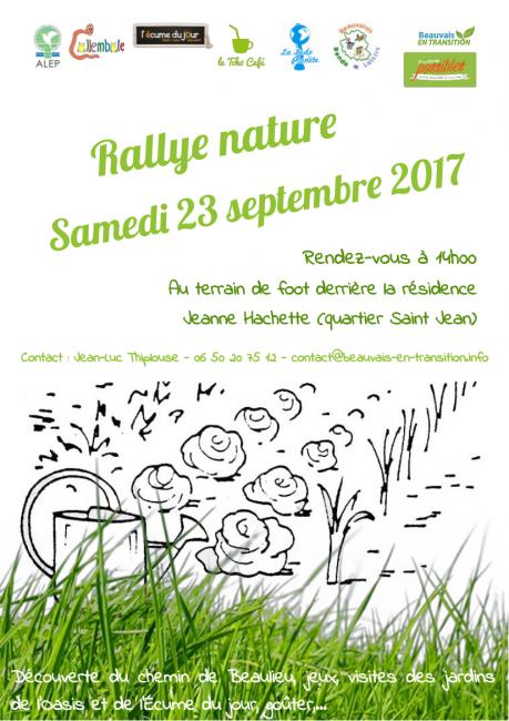 Fête des Possibles aux jardins partagés et Rallye nature