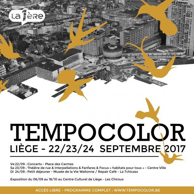 Logo Tempocolor Festival