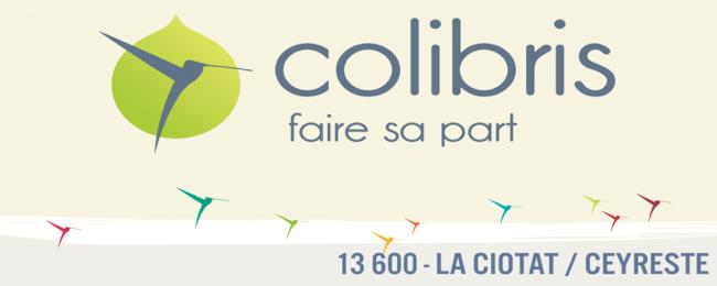 Logo L'hameçon, L'Oeil du poisson, ATTAC, Groupement local des Colibris,...
