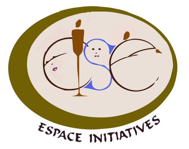 Logo espace initiatives sociales et economiques