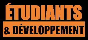 Logo Etudiants et développement