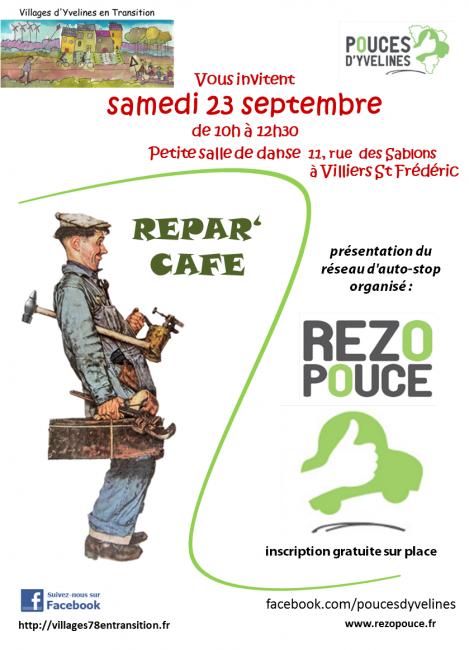 Répar' Café Stop