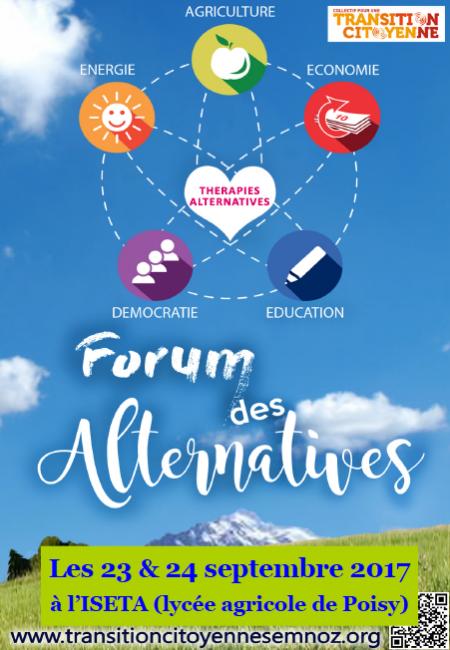 Forum des Alternatives
