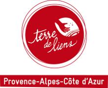 Logo Terre de Liens Paca, Enercoop Paca, etc.