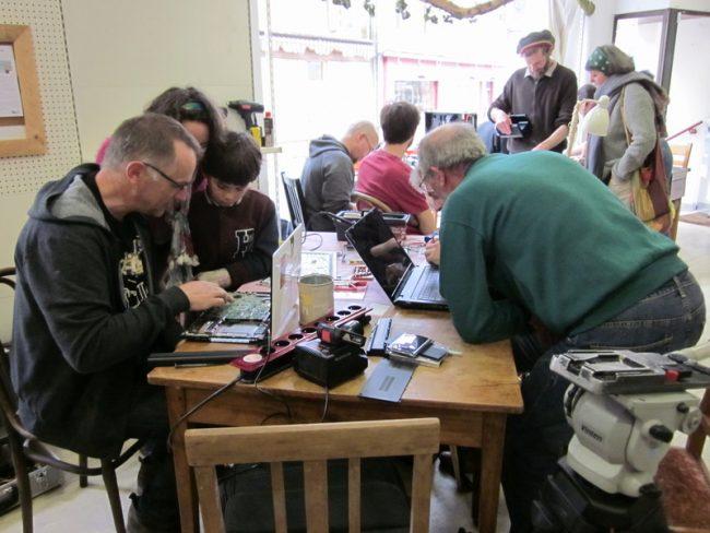 Repair Café de Luzy et du Sud Morvan