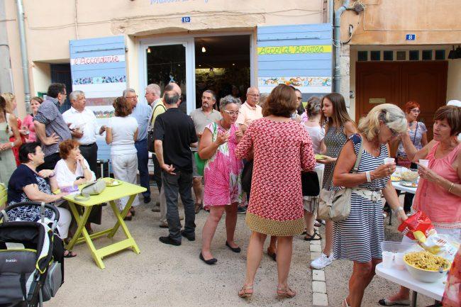 Portes ouvertes de l'Accorderie Provence Verte