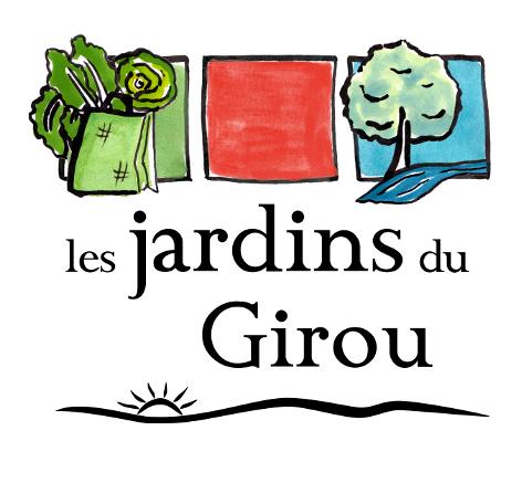 Logo Les Jardins du Girou