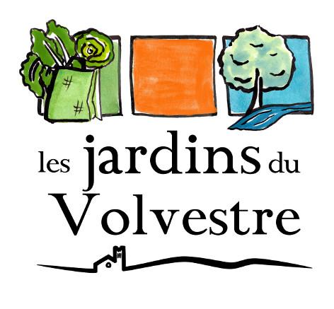Logo Les jardins du Volvestre