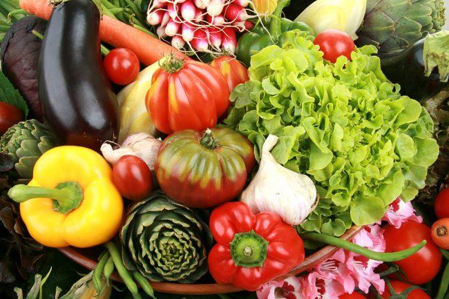 La balade des légumes