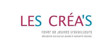 Logo Association Les Créa's