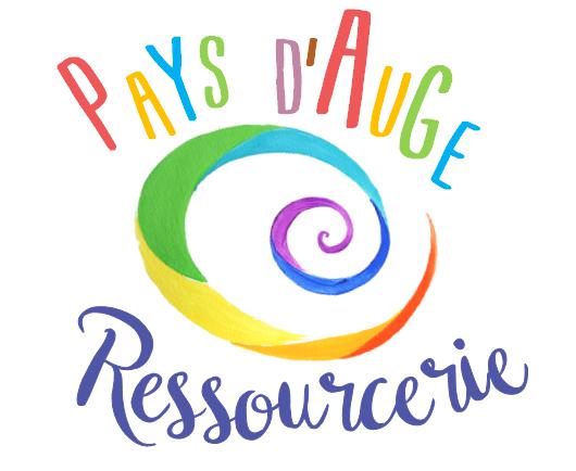 Logo Pays d'Auge Ressourcerie