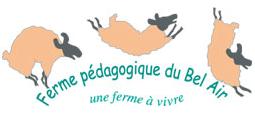 Logo Les amis de la ferme du bel air