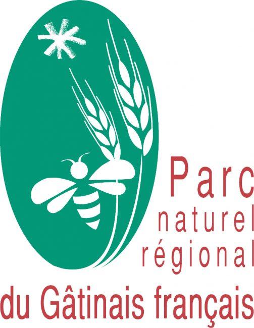 Logo Le Parc naturel régional du Gâtinais français