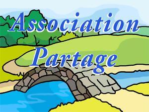 Logo Association Partage