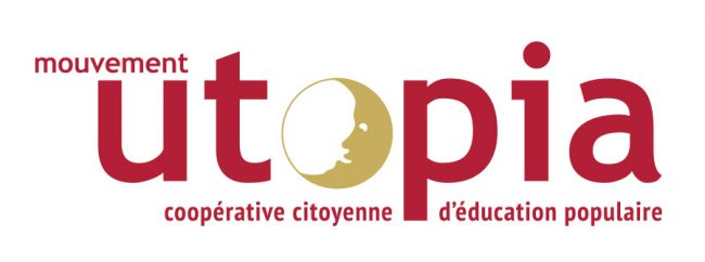 Logo Mouvement Utopia