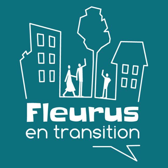Logo Fleurus en Transition