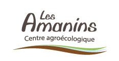 Logo Les Amanins