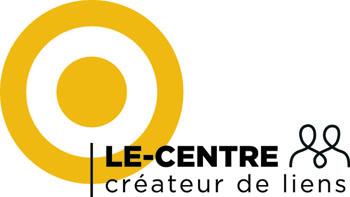 Logo LE-CENTRE, créateur de liens