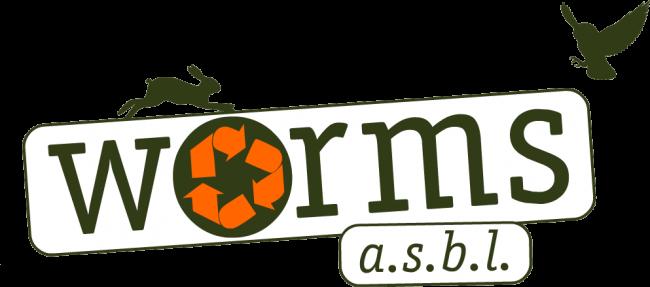 Logo WORMS asbl