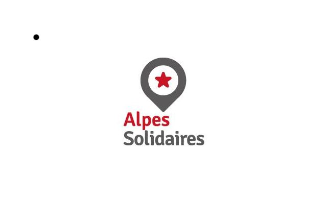 Logo Alpes Solidaires Grenoble