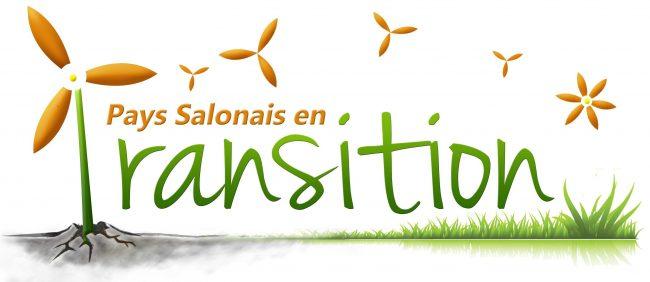 Logo PAYS SALONAIS EN TRANSITION et MONNAIE EN PAYS SALONAIS