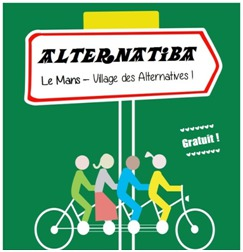 Logo Alternatiba - Le Mans