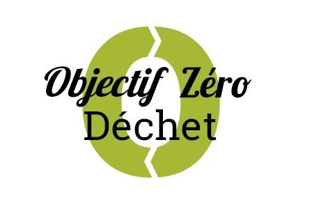 Logo Objectif Zéro Déchet Brocéliande