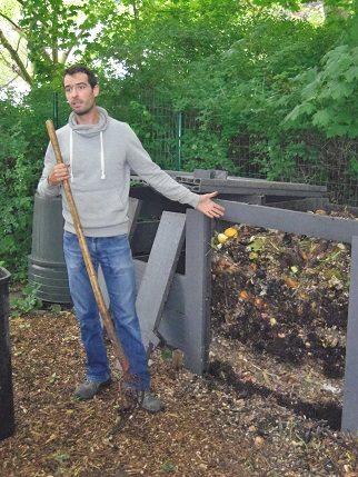 Fabriquer son compost dans son jardin