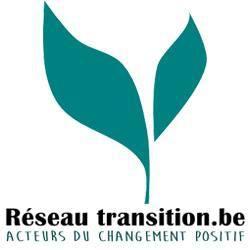 Logo Réseau Transition.be, acteurs du changement positif
