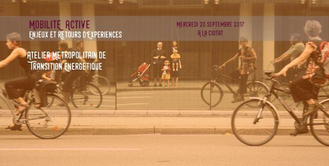 Mobilité active : enjeux et retours d'expérience