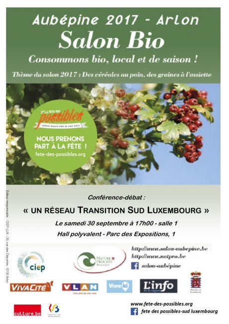 Un réseau Transition en Sud-Luxembourg