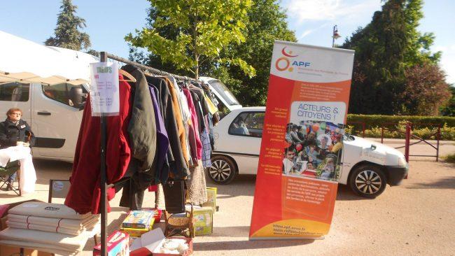 A la découverte de la boutique solidaire APF de Moulins
